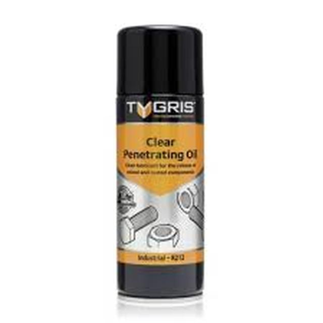 R212 Clear Penetrating Oil