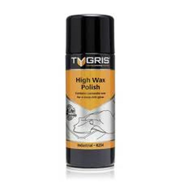 R254 High Wax Polish
