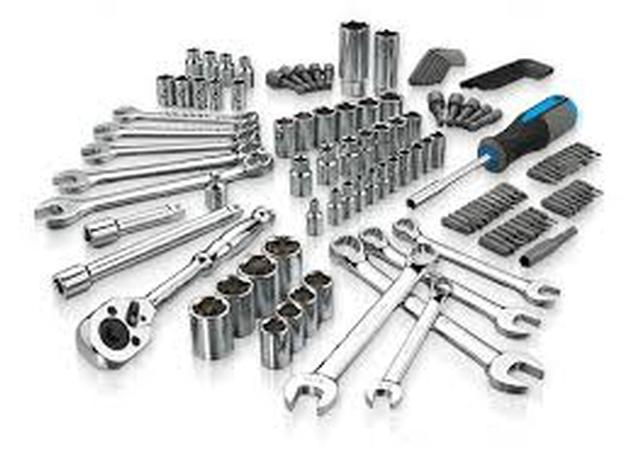 Spanners & Sockets